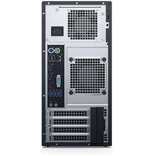 New Dell PowerEdge T30 Mini Tower Server, with 3.5'' 1TB Entry HDD, 4GB DIMM, Intel Pentium G4400 3.3 GHz 2C/2T