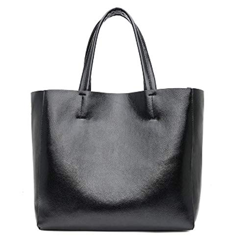Zhrui Soft noir fourre Sac And tout noir couleur Fashion qSaOvq