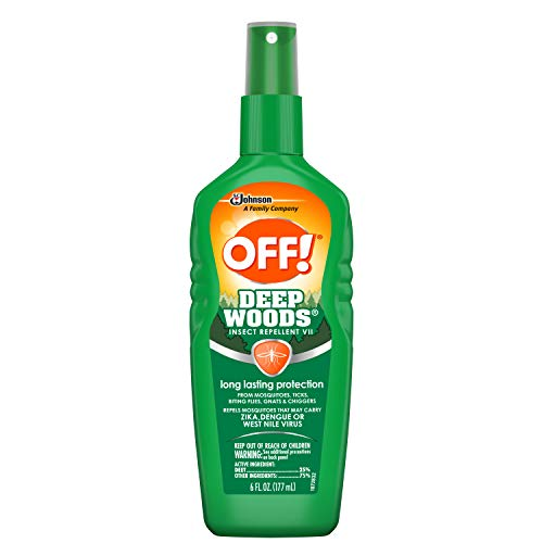 (OFF! Deep Woods Insect Repellent VII, 6 oz (Pack of 12))