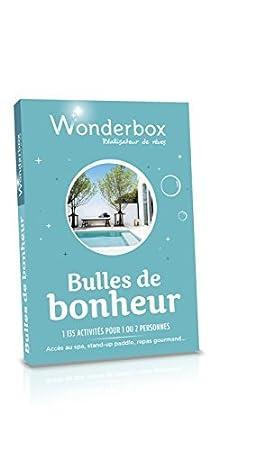 Wonderbox Coffret Cadeau Bulles De Bonheur Amazonfr Hygiãšne