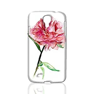 Peony Flower 3D Rough Skin, fashion image custom, durable hard 3D , New Diy For Iphone 6Plus Case Cover By Codystore