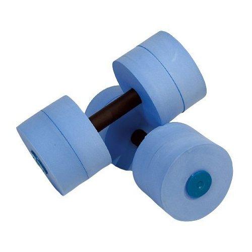 Water Aerobics Aquatic Dumbbells Weights Buoys Medium Resistance (Pair)