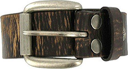 Bed Stu Men's Drifter Belts,Brown Abrasive,40 (Drifter Belt)