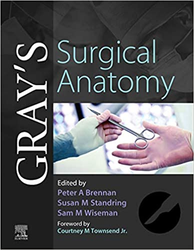 Gray's Surgical Anatomy E-Book, 1st Edition