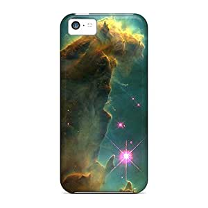 Hot Snap-on M16 Nebula Hard Cover Case/ Protective Case For Iphone 5c