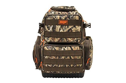 MOJO Outdoors Elite Series Backpack for Duck Hunting, Mossy Oak Blades Camo ()