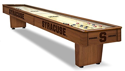Syracuse Orange Shuffleboard Table by Holland Bar Stool Co.