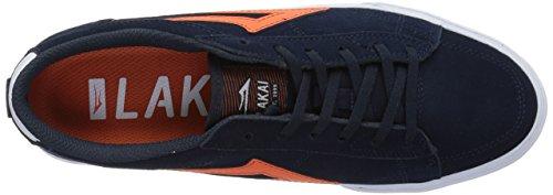 Lakai Ellis Skatesko Blå / Orange