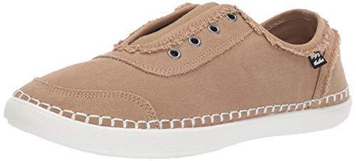 Billabong Women's Cruiser Sneaker Canyon Khaki 9.5 M US