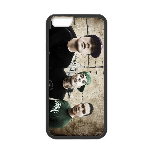 """Fayruz - iPhone 6 Rubber Cases, Blink 182 Hard Phone Cover for iPhone 6 4.7"""" F-i5G365"""