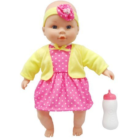 My Sweet Love My Cuddly Talking Baby Doll (Talking Plastic Doll)