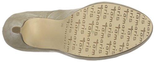 Tamaris 22417 - zapatos de tacón cerrados de material sintético mujer Dorado - Gold (GOLD 940)
