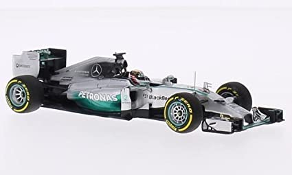 Amazon Com Mercedes W05 Hybrid No 44 Amg Petronas F1 Team