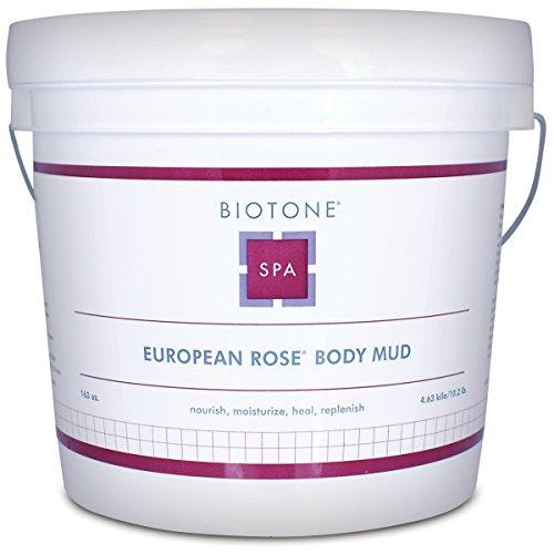 Biotone European Rose Body Mud, 163 Ounce ()