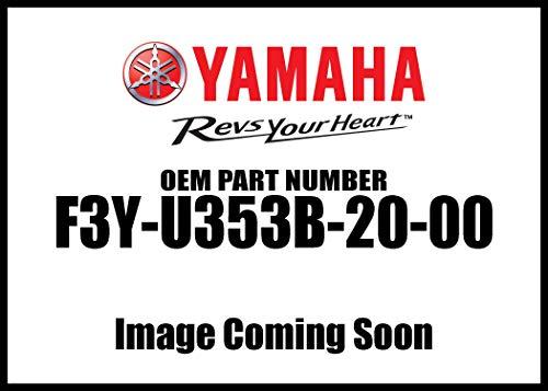 Yamaha New OEM F3Y-U353B-20-00 PAD, Knee F3YU353B2000
