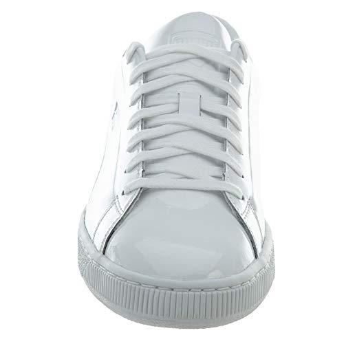 973120baa4092c Aeropost.com Costa Rica - PUMA Mens Basket Classic Patent Emboss Fashion  Sneaker