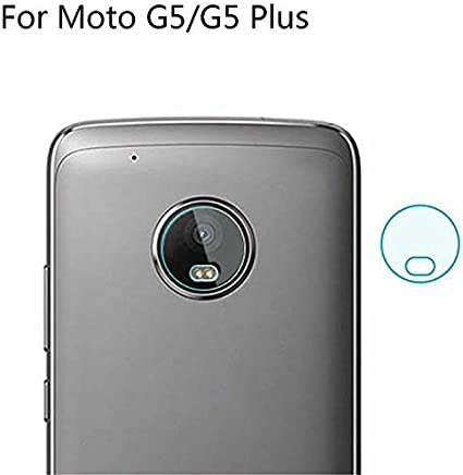 YANSHG® Para Motorola Moto G5/G5 Plus cámara Trasera Lente ...