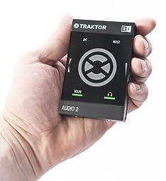 Native Instruments Traktor Audio 2 DJ Audio Interface