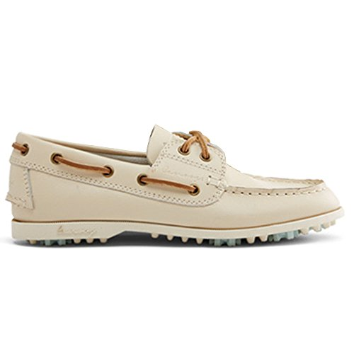 Canoos Women's Tour 2.0 Boat Golf Shoe - Ellery (10) by CANOOS