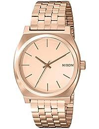 Nixon Women's A045897 Time Teller Stainless Steel Watch