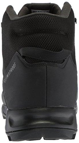 Adidas Outdoor Mens Terrex Tivid Mid Cp Wandelschoen Zwart / Zwart / Grijs Vier