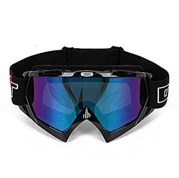 ISIYINER Lunettes de Ski Protection Anti-UV Ski Goggles Coupe-Vent  Snowboard Goggles pour ee6cceb734cd