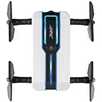 JJRC H61 Followers Wotryit New Generation Optical Flow Folding Drone with Camera FPV Real Time Trajectory Flight