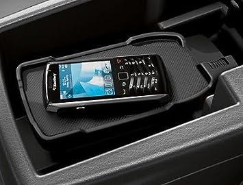 AUDI GENUINE UNIVERSAL MOBILE PHONE BLUETOOTH HOLDER CRADLE - Audi iphone 6 car cradle