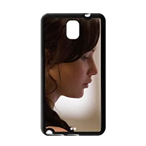 Every New Day The Hunger Games Katniss Everdeen Jennifer Lawrence Unique Custom Samsung Note3 N900 Best Rubber+Plastic Cover Case