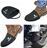Motorcycle Shift Shoe Protector Cover Boot Anti-slip Waterproof Guard Protectic