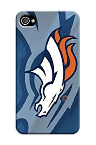 iphone 5s Protective Case, In A Class By Oneself Football iphone 5s Case/Denver Broncos Designed iphone 5s Hard Case/Nfl Hard Case Cover Skin for iphone 5s