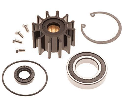 New Sea Water Pump Impeller Kit for Volvo Penta 21213660 21951348 Fits 21214599