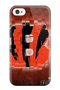Christena Hakanson's Shop Hot 8022022K439214284 cincinnatiengals NFL Sports & Colleges newest iPhone 4/4s cases