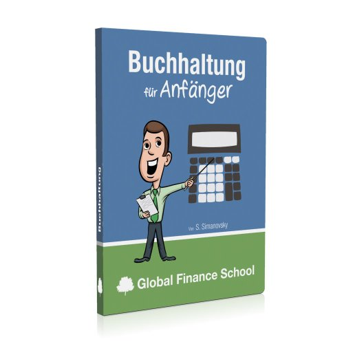 Accounting for Beginners - Ebook (DVD in German)