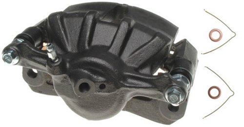 Raybestos FRC10235 Professional Grade Remanufactured, Semi-Loaded Disc Brake Caliper - Front Reman Brake Calipers