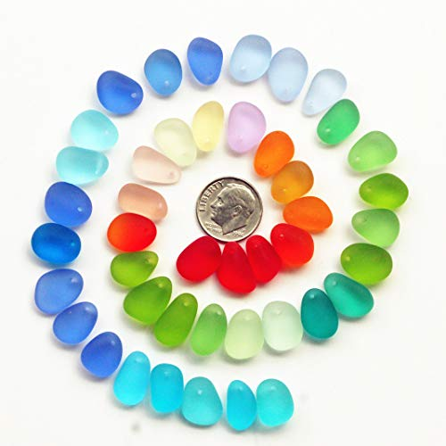 sea glass for jewelry making - 8
