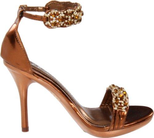 Ellie Chaussures Femmes 431-sterling Sandal Bronze