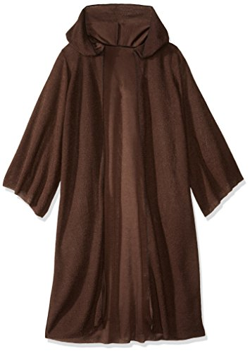 Rubies Star Wars Deluxe Hooded Jedi Robe
