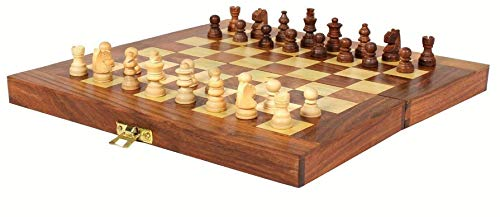 AE Wooden Chess
