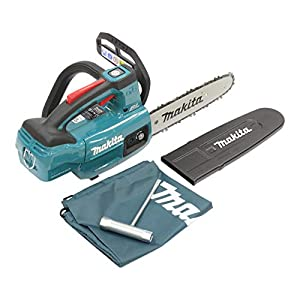 Makita DUC254Z 18V LXT Brushless 10″ Chainsaw Top Handle