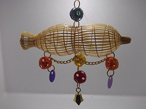 The fish trap small gift. handmade.