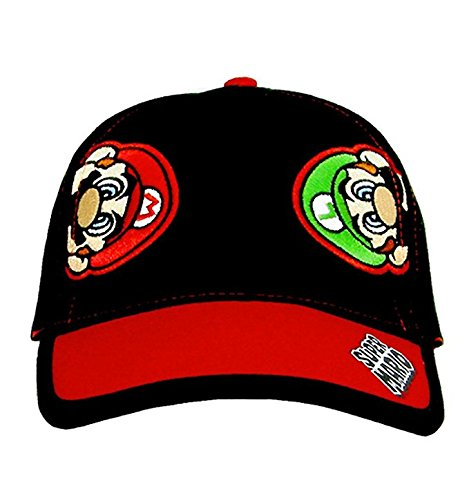 Nintendo Super Mario Little Boys Baseball Cap
