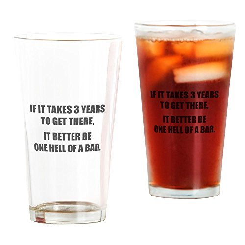 CafePress Exam Pint Glass Drinking