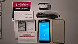 T-Mobile Kyocera Hydro Wave Simply Prepaid Smartphone