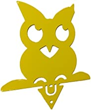Alubox zampirino Rack Spiral Mosquito Repellent Owl Seeding, Yellow, 0.05 x 12 x 13 cm