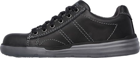 Skechers Ajuste cómodo Maddox burla Lace Up Black
