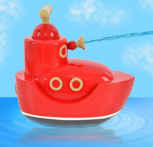 Twirlywoos Bath time Big Red Boat