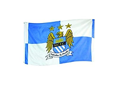 Manchester City FC Authentic EPL Flag QT