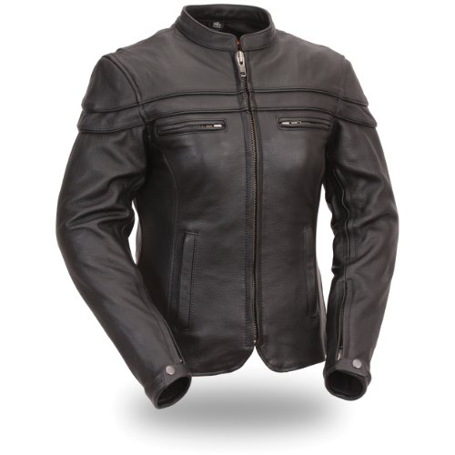 First Leather Motorcycle Jacket - 6