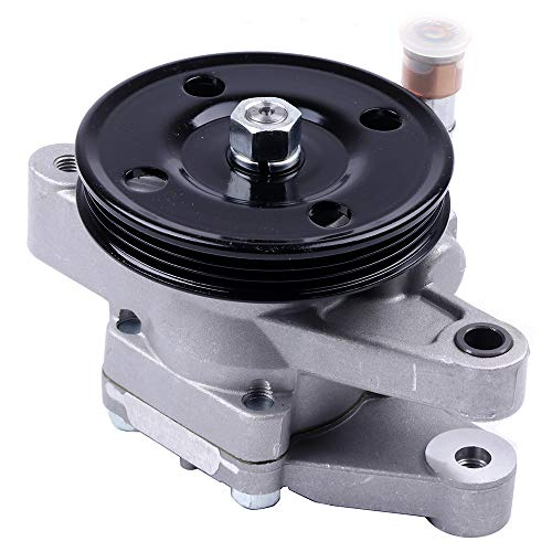 OCPTY Power Steering Pump, Power Assist Pump fits 2001-2005 Hyundai Elantra, 2003-2008 Hyundai Tiburon Replace for 215-260